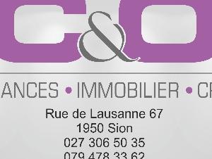 C&O Assurances / Rue de Lausanne 67 - 1950 Sion